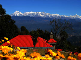 image of Kausani Tour