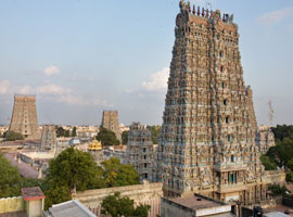 image of madurai Tour