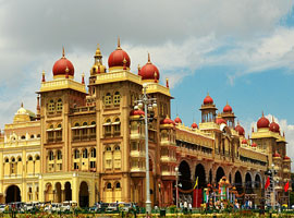 image of mysore Tour
