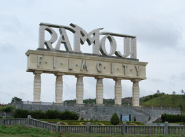 image of ramoji film city Tour