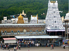 image of Tirupati Tour